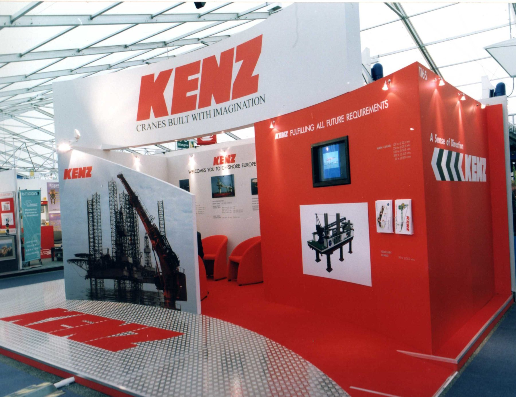 Exhibition Stand Design Glasgow : Inspiring exhibition booth designs