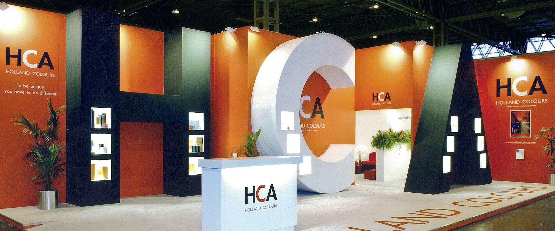 HCA Stand