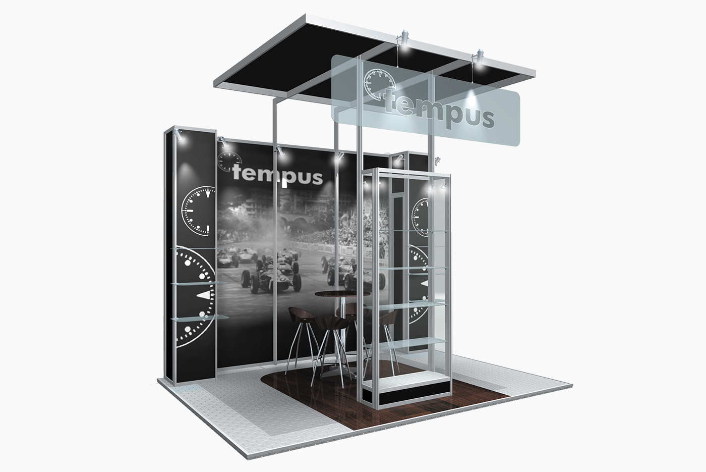 Modular Exhibition Stands For : Reed displays exhibition stand design and build
