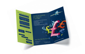 Leaflets Tri-Fold A4