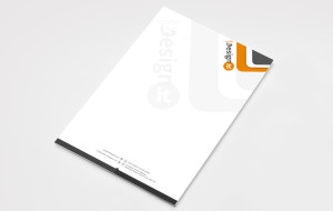 Letterheads A4 – Litho Print