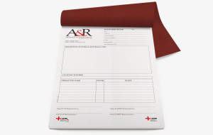 NCR Forms – Pads A4