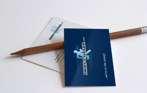 Business Cards – Full Colour Litho + Laminate